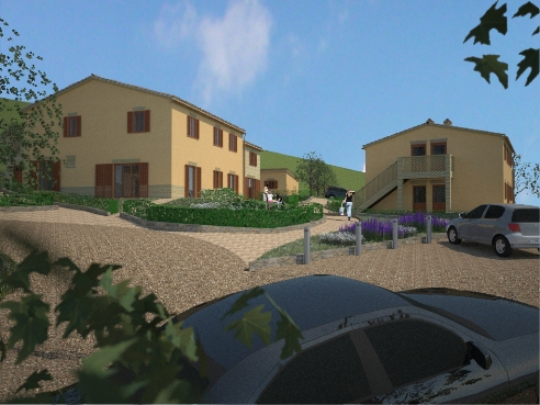 Bilocale Campofilone  5