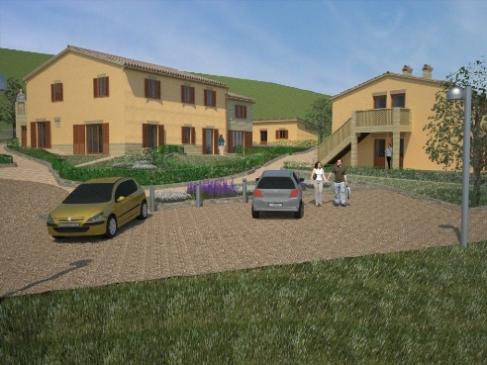 Bilocale Campofilone  6