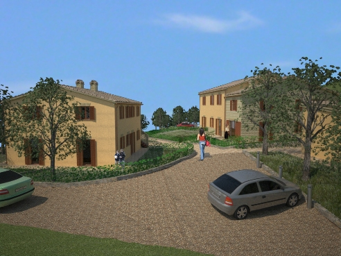 Bilocale Campofilone  8
