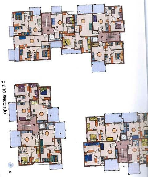 Appartamento vendita TORTORETO (TE) - 3 LOCALI - 65 MQ