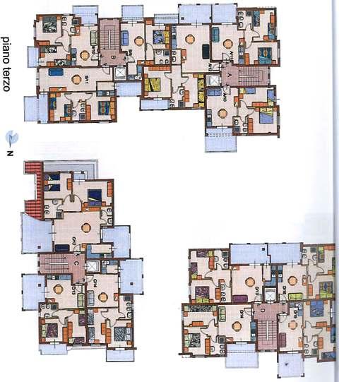 Appartamento vendita TORTORETO (TE) - 4 LOCALI - 83 MQ