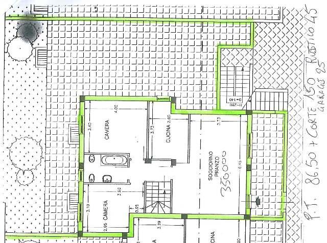 Appartamento vendita SAN BENEDETTO DEL TRONTO (AP) - 5 LOCALI - 132 MQ
