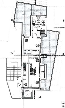Bilocale Grottammare  1