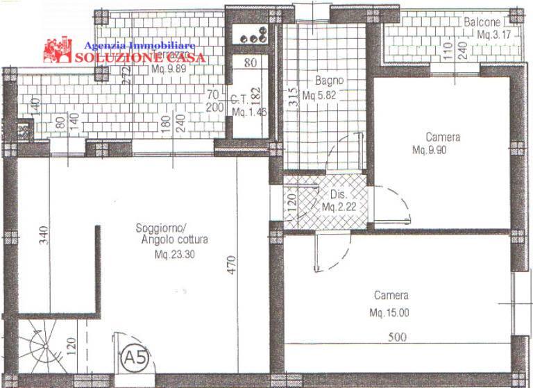 Appartamento in vendita a Pieve di Cento, 3 locali, prezzo € 165.000 | Cambio Casa.it