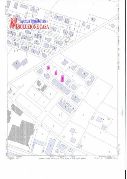 Terreno Edificabile Residenziale in vendita a Cento, 9999 locali, prezzo € 380 | Cambio Casa.it