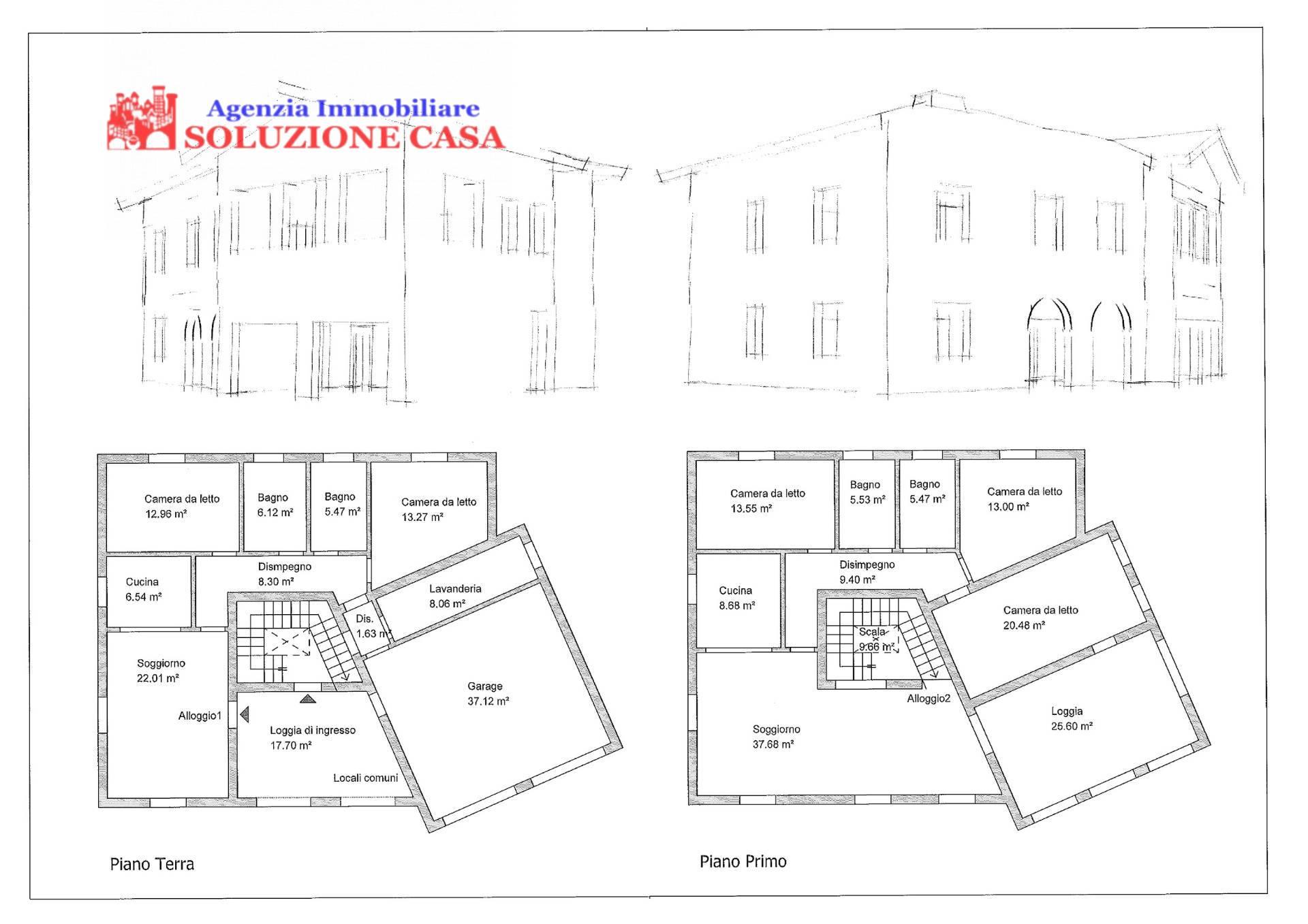 Villa in vendita a Pieve di Cento, 6 locali, prezzo € 650.000 | Cambio Casa.it