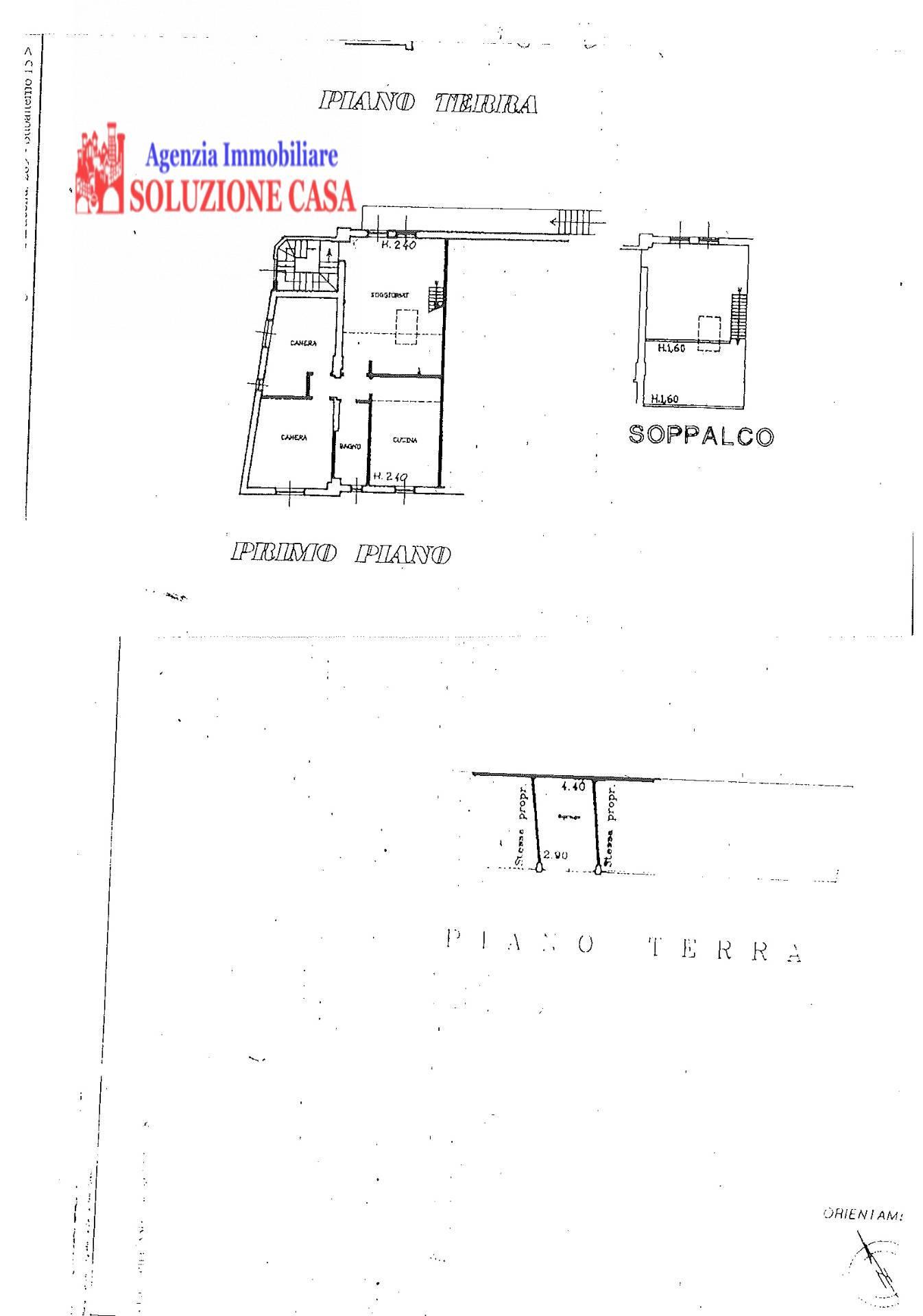 Appartamento in affitto a Sant'Agostino, 4 locali, zona Località: SanCarlo, prezzo € 450 | Cambio Casa.it