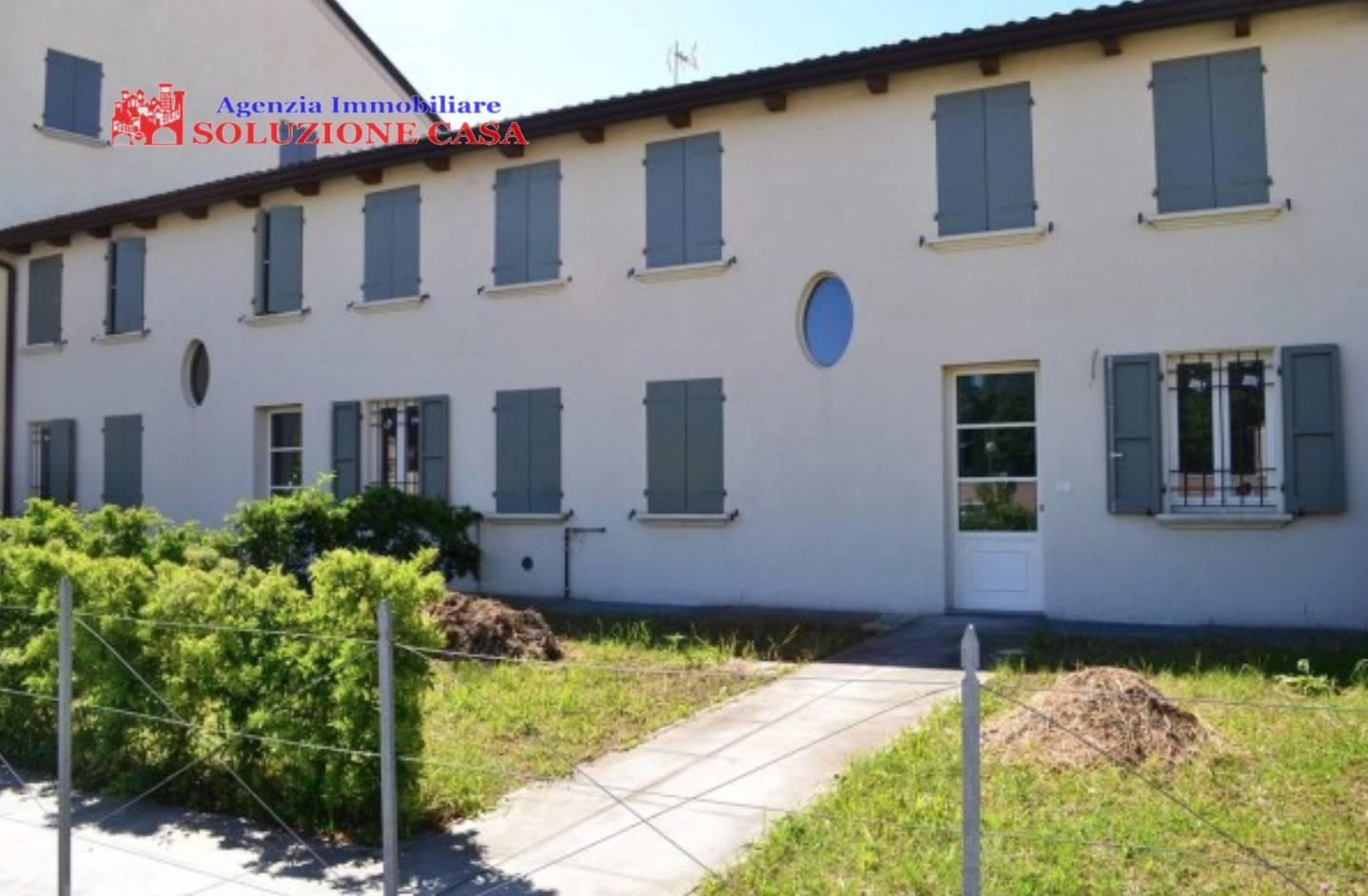 Villa a Schiera in vendita a Pieve di Cento, 4 locali, prezzo € 257.000 | Cambio Casa.it