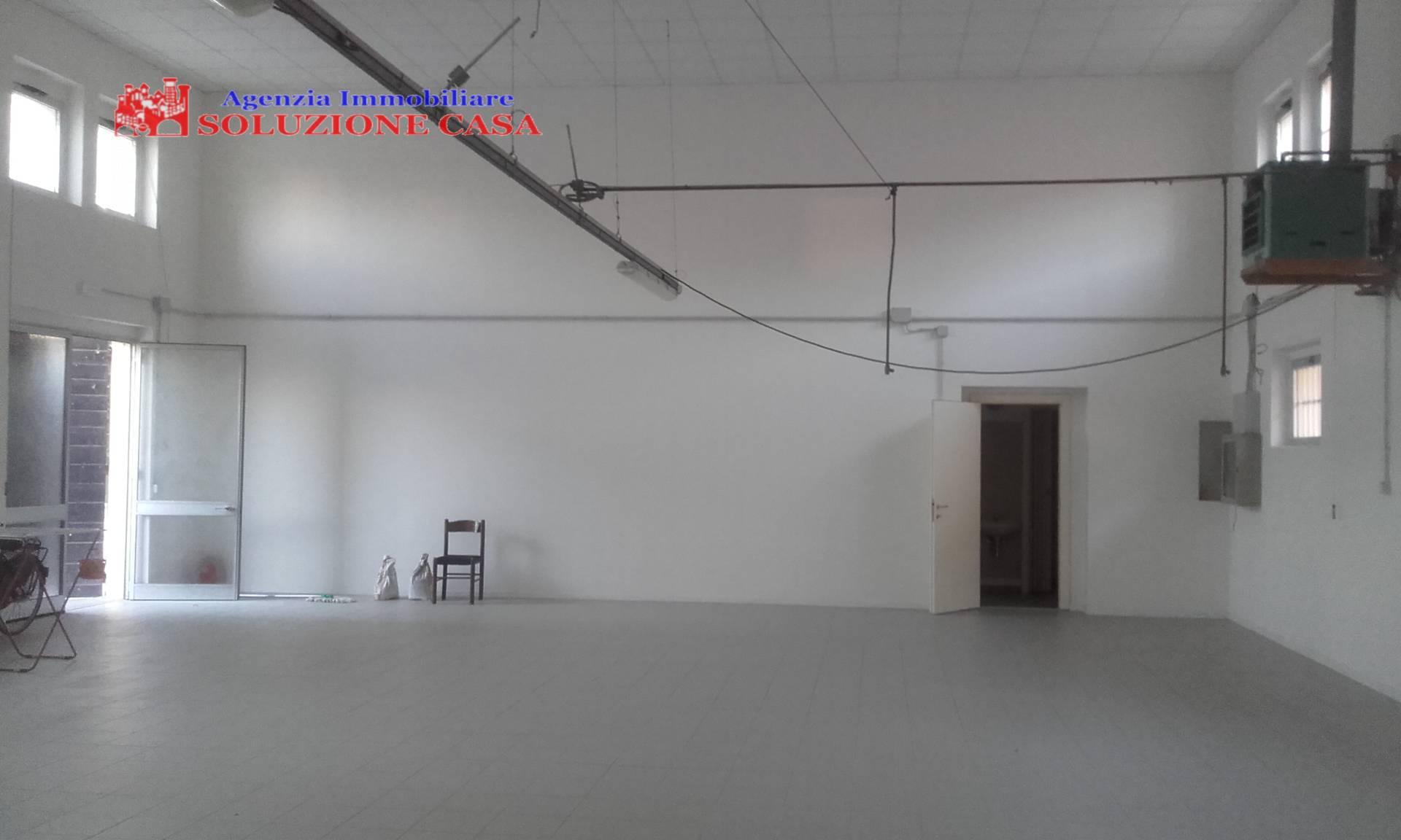 Capannone in affitto a Sant'Agostino, 9999 locali, zona Località: SanCarlo, prezzo € 450 | Cambio Casa.it