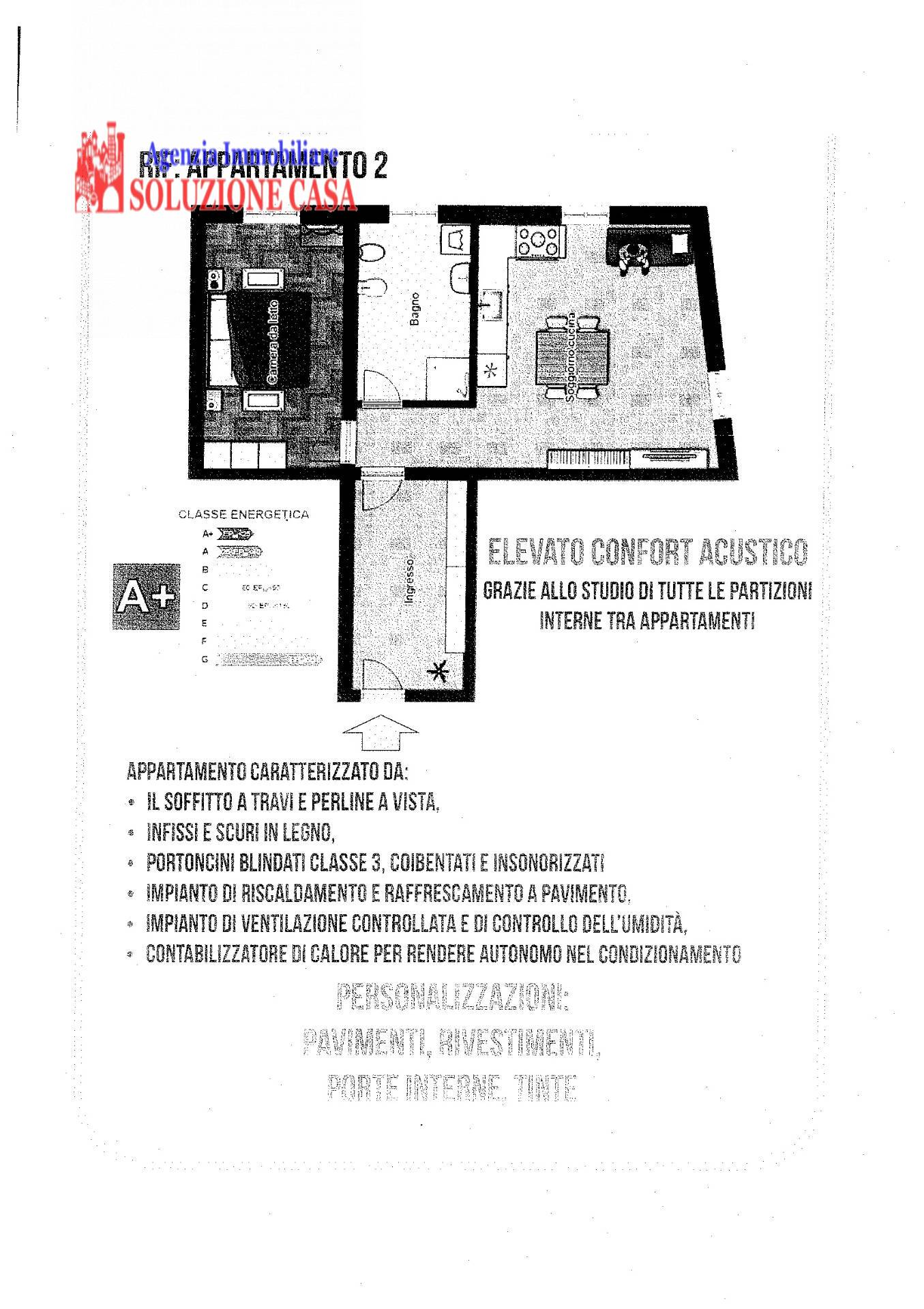 Appartamento in affitto a Pieve di Cento, 2 locali, prezzo € 500 | Cambio Casa.it