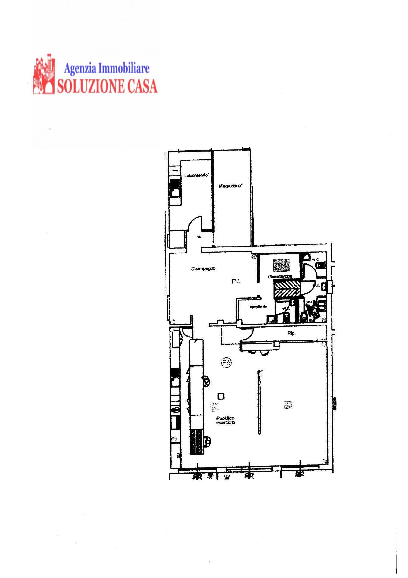 Negozio / Locale in affitto a Cento, 9999 locali, zona Località: CENTO, prezzo € 800 | Cambio Casa.it