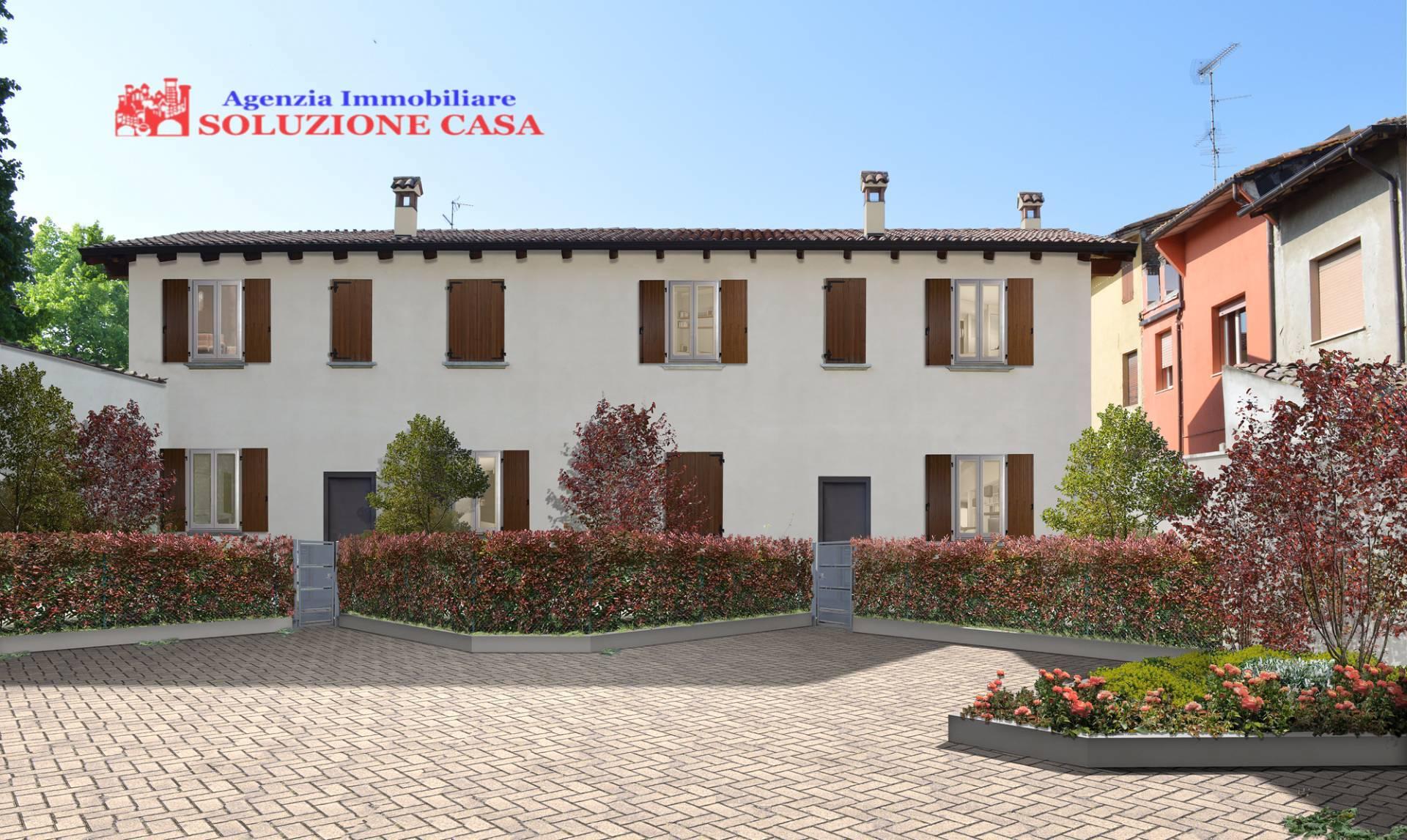 Villa a Schiera in Vendita a Pieve di Cento