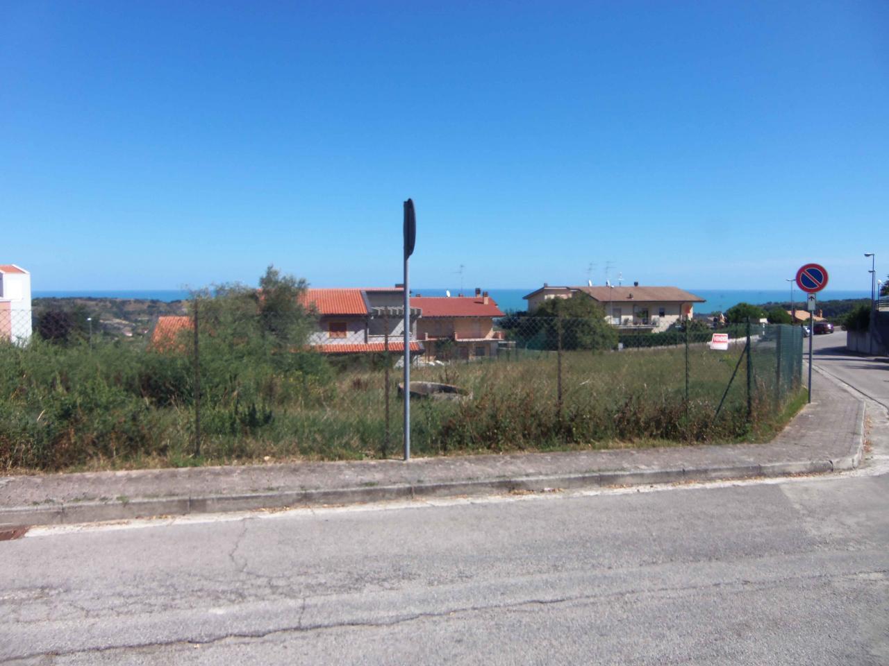 Terreno Edificabile Residenziale in vendita a Acquaviva Picena, 9999 locali, zona Località: Panoramica, prezzo € 135.000 | Cambio Casa.it