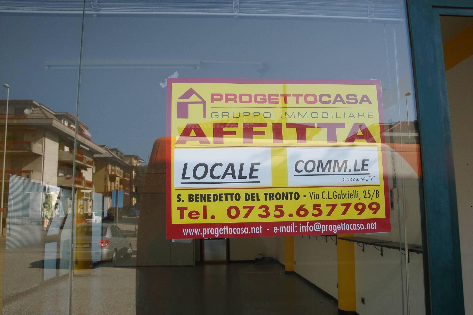 Negozio / Locale in Affitto a Monteprandone