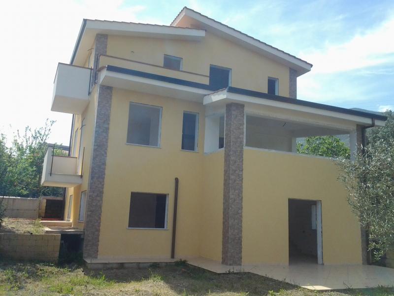 Villa vendita ALTAVILLA MILICIA (PA) - 4 LOCALI - 125 MQ