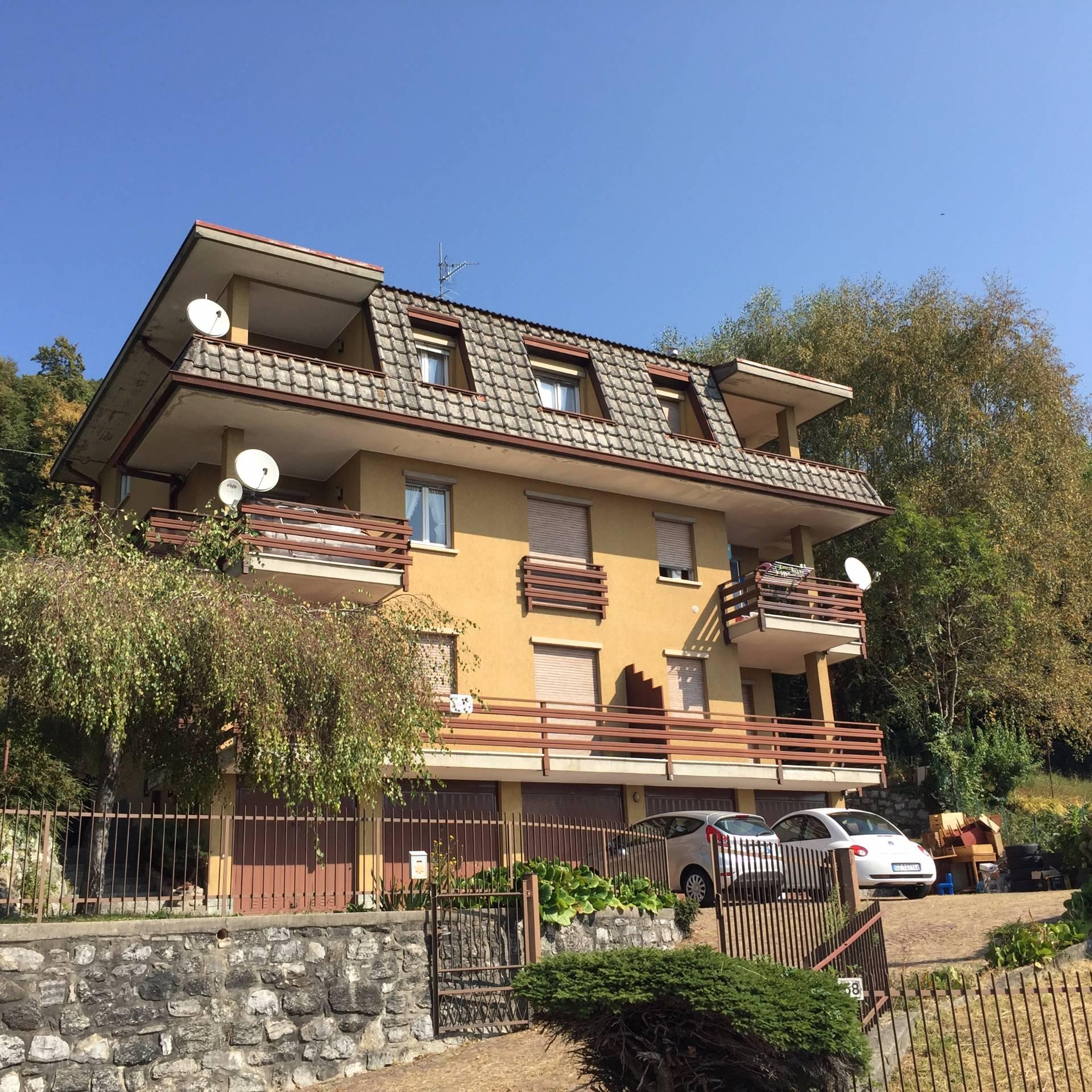 Appartamento in vendita a Sormano, 2 locali, prezzo € 40.000 | CambioCasa.it