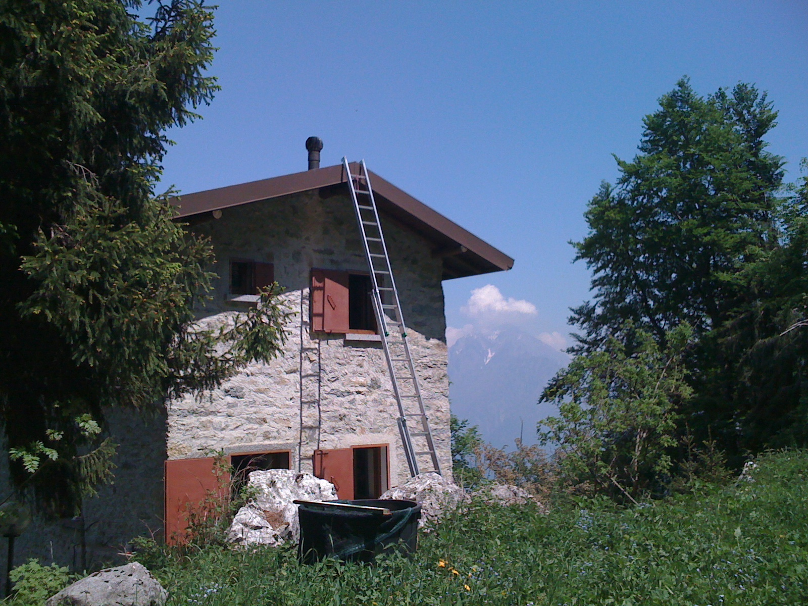 Rustico / Casale in vendita a Civenna, 2 locali, prezzo € 150.000 | CambioCasa.it