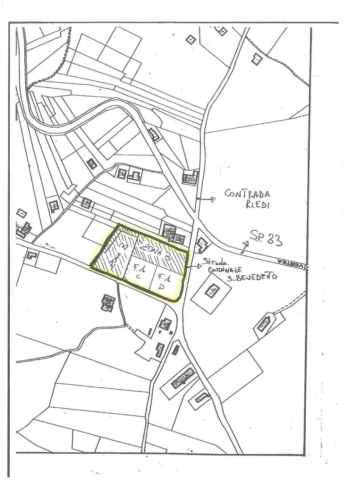 Terreno Edificabile Residenziale in vendita a Civitella Casanova, 9999 locali, prezzo € 125.000 | CambioCasa.it