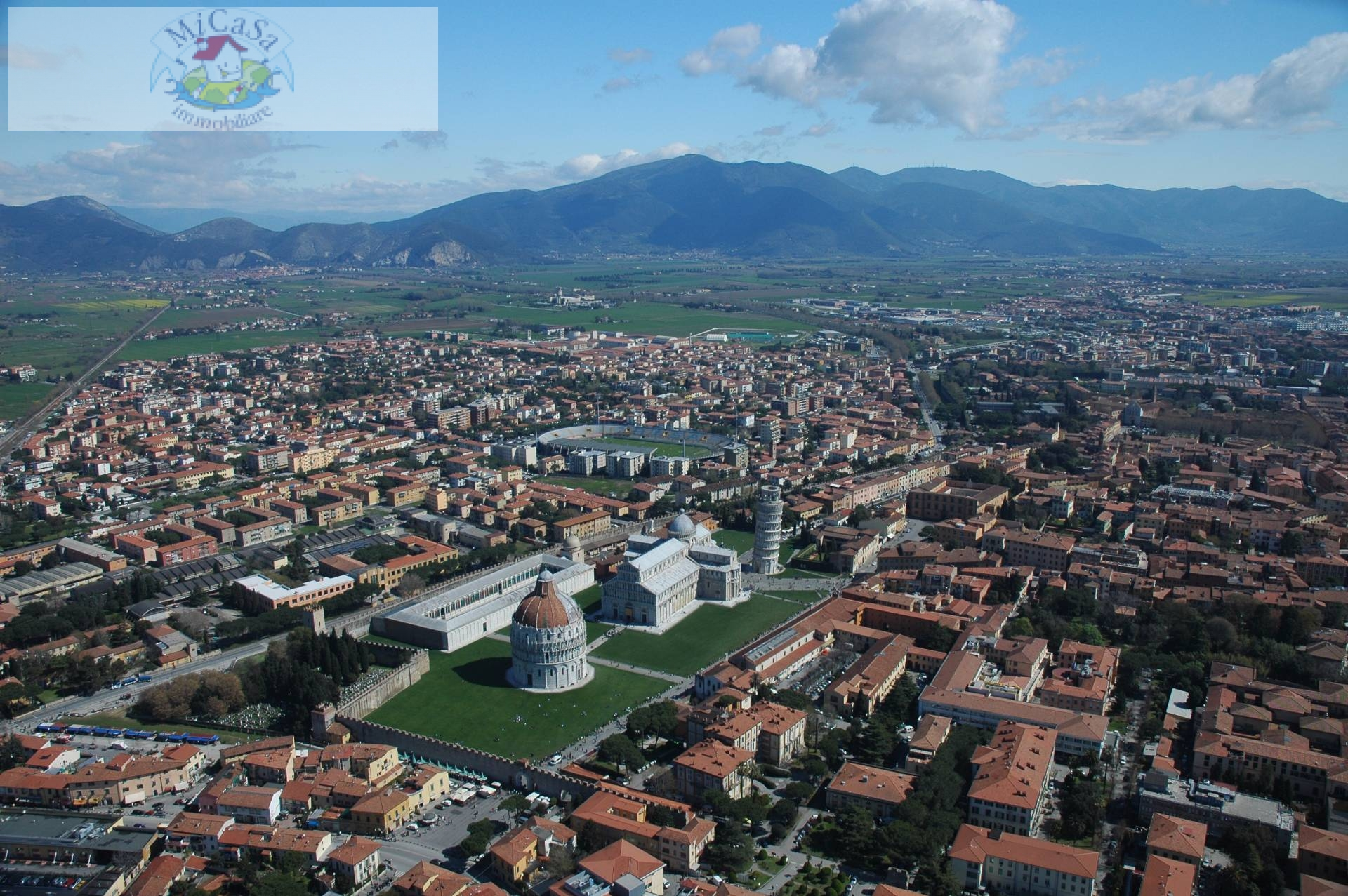 Bilocale Pisa Via Santa Marta 2