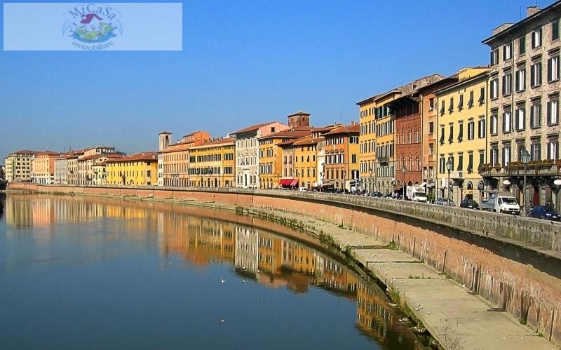 Bilocale Pisa Via Santa Marta 4