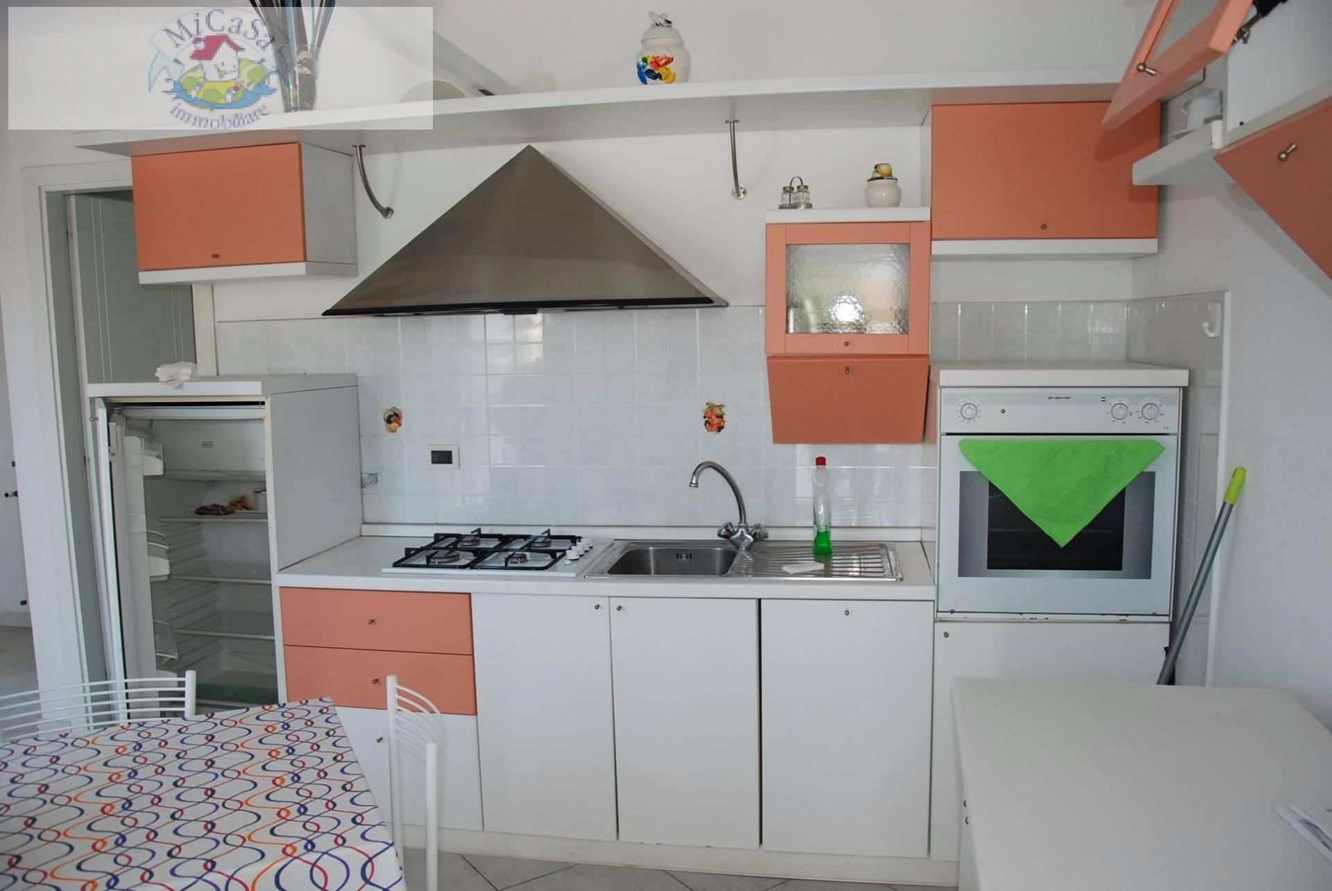 Attico / Mansarda in affitto a Pisa, 1 locali, zona Zona: Tirrenia, prezzo € 500 | CambioCasa.it