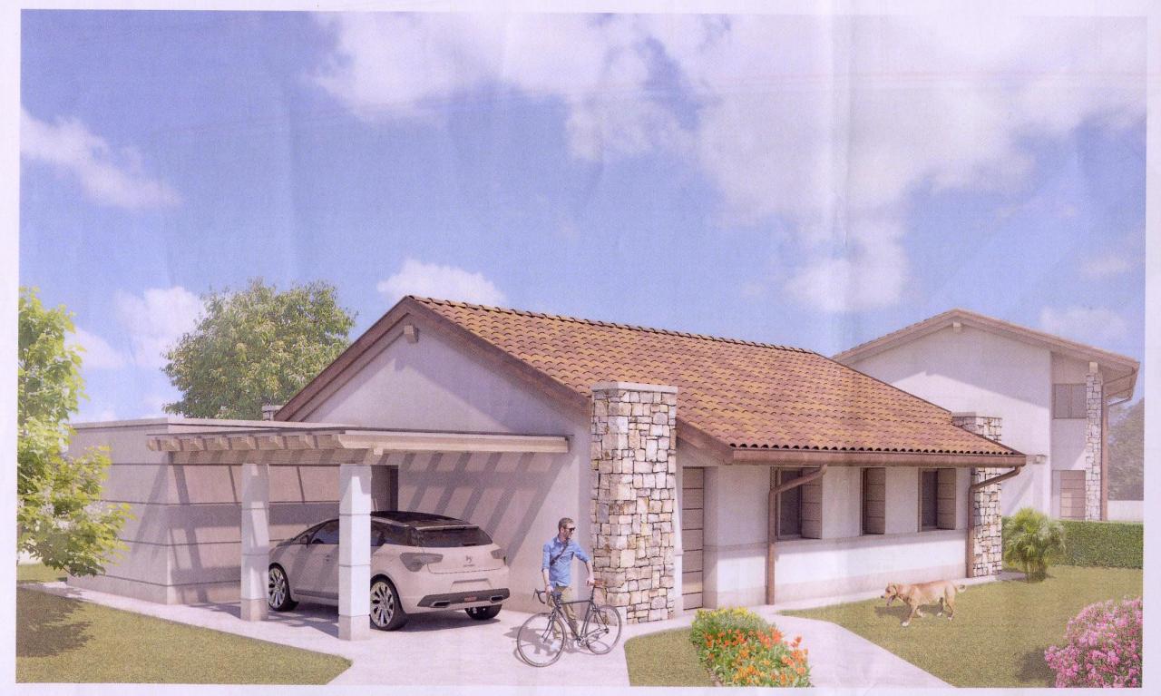Soluzione Indipendente in vendita a Sacile, 4 locali, zona Zona: Topaligo, prezzo € 320.000 | Cambio Casa.it
