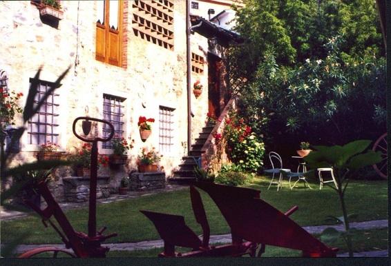 Rustico / Casale in affitto a Capannori, 3 locali, zona Località: SanGinese, prezzo € 600 | Cambio Casa.it