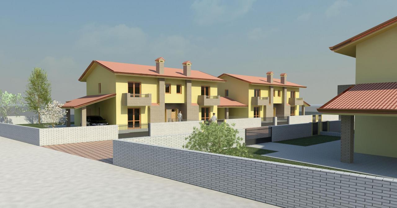 Villa a Schiera in Vendita a San Giorgio di Nogaro