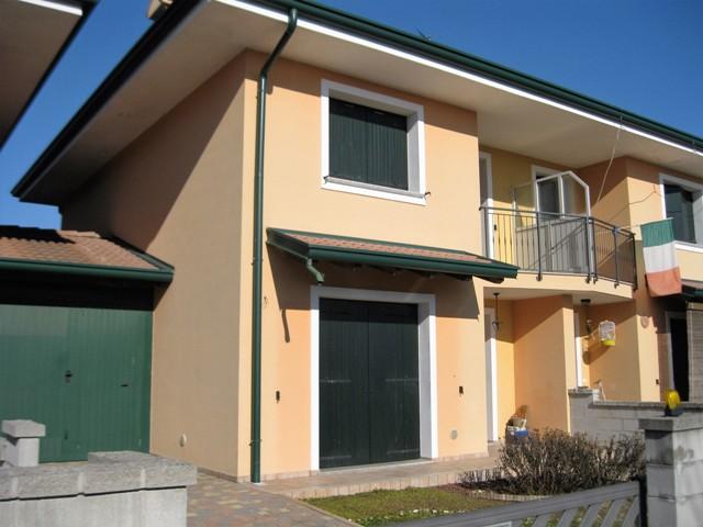 Villa a Schiera in vendita a San Giorgio di Nogaro, 5 locali, prezzo € 169.000 | Cambio Casa.it