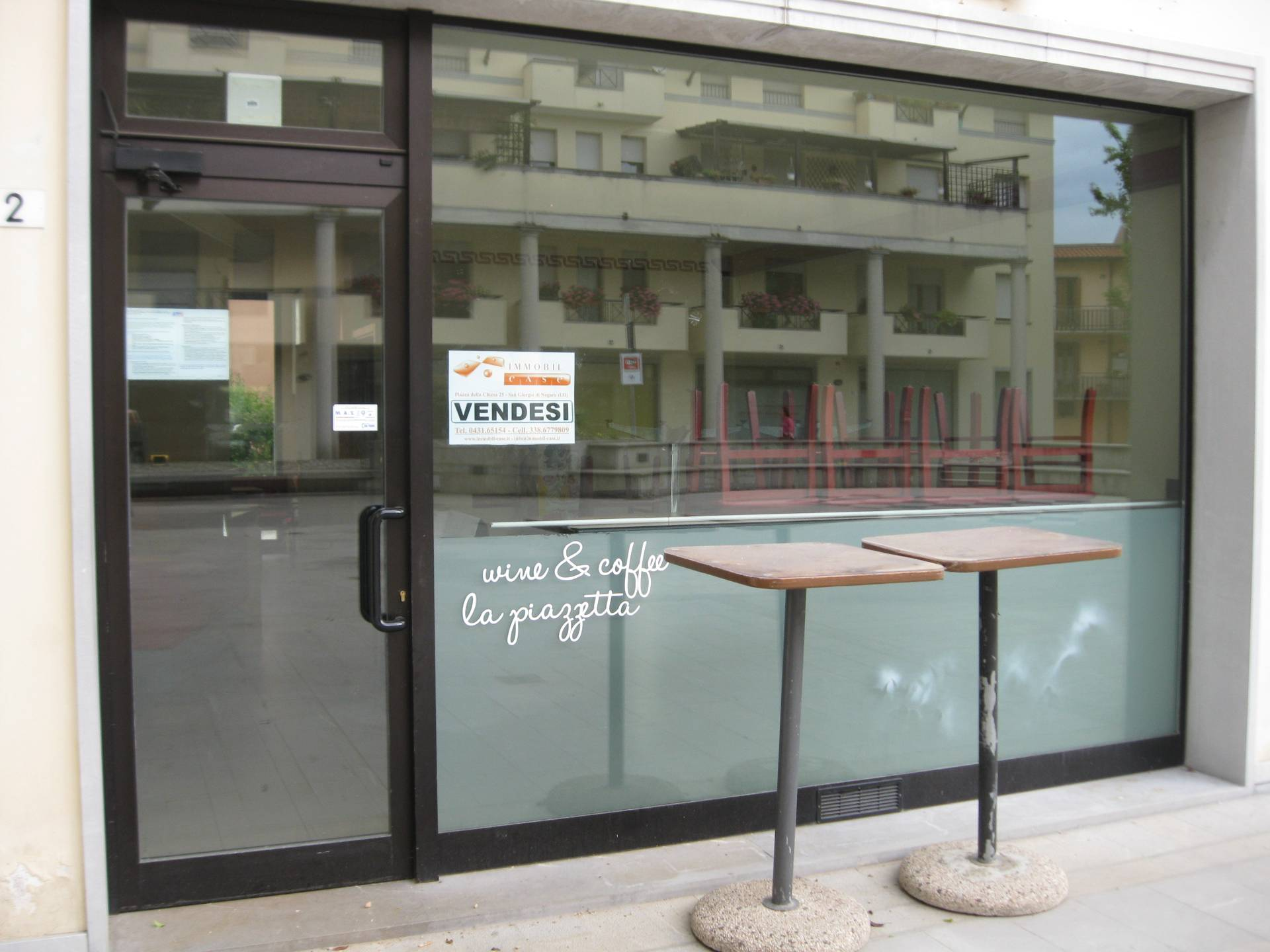 Negozio / Locale in vendita a San Giorgio di Nogaro, 9999 locali, prezzo € 89.000 | Cambio Casa.it