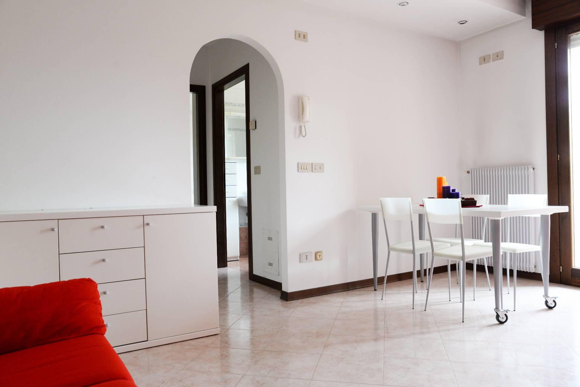 Bilocale Udine Via Basiliano 3