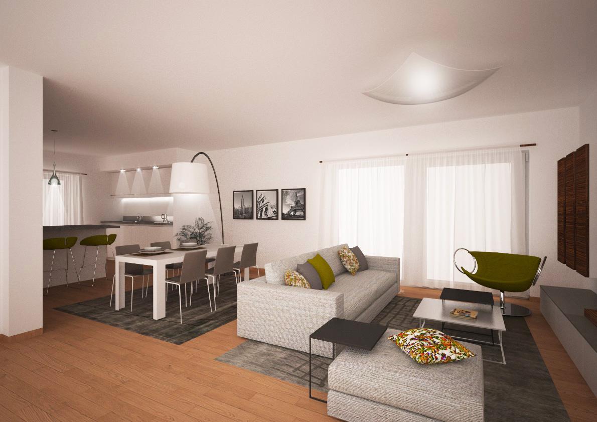 Villa Bifamiliare in vendita a Gonars, 5 locali, prezzo € 235.000 | CambioCasa.it