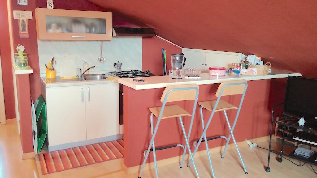 Appartamento in affitto a Ancona, 2 locali, zona Località: BorgoRodi, prezzo € 350 | Cambio Casa.it