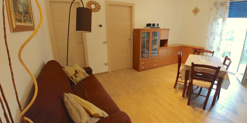 Appartamento in affitto a Ancona, 2 locali, zona Località: Tavernelle, prezzo € 500 | CambioCasa.it