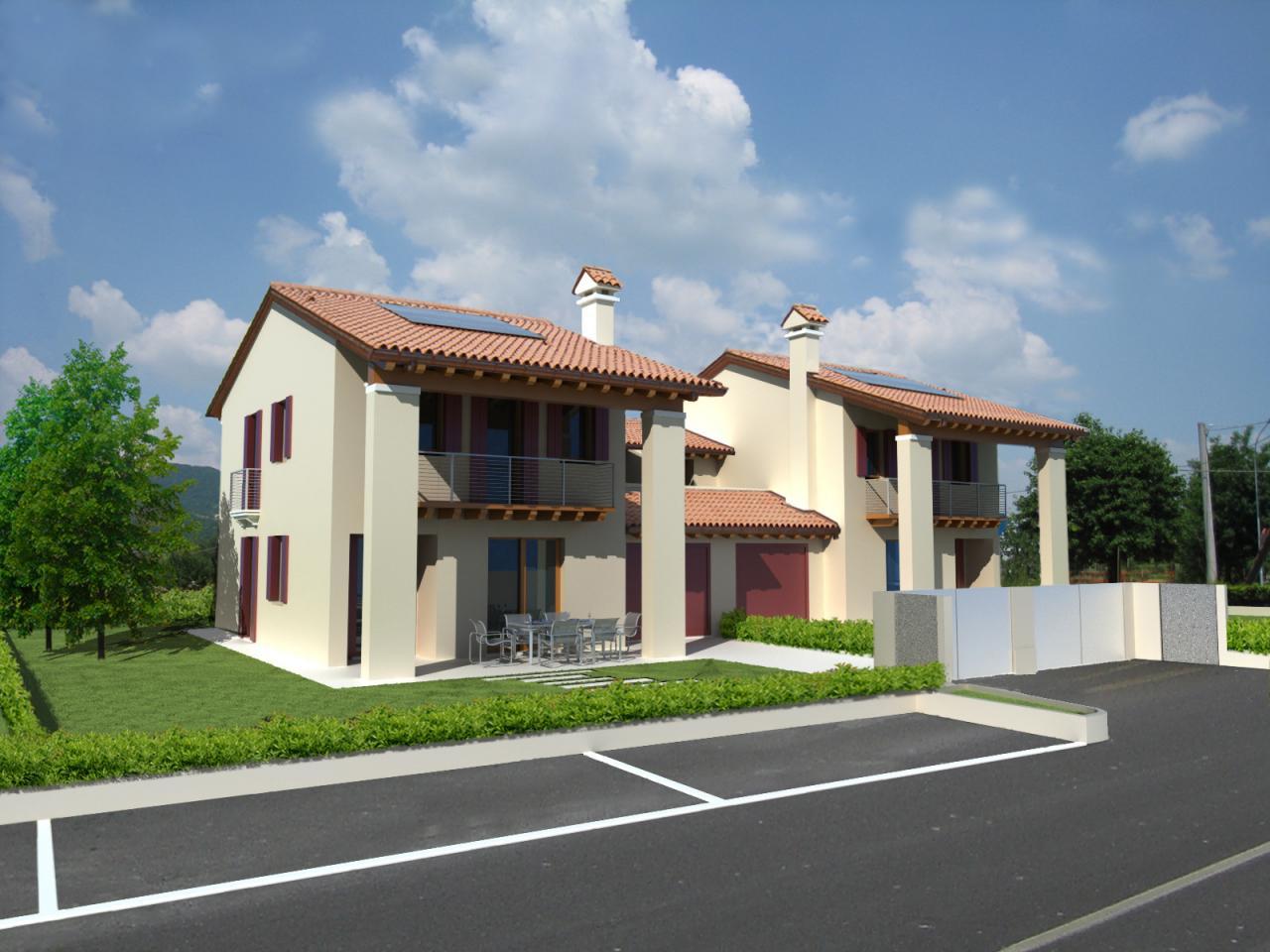 Villa Bifamiliare in Vendita a Maser