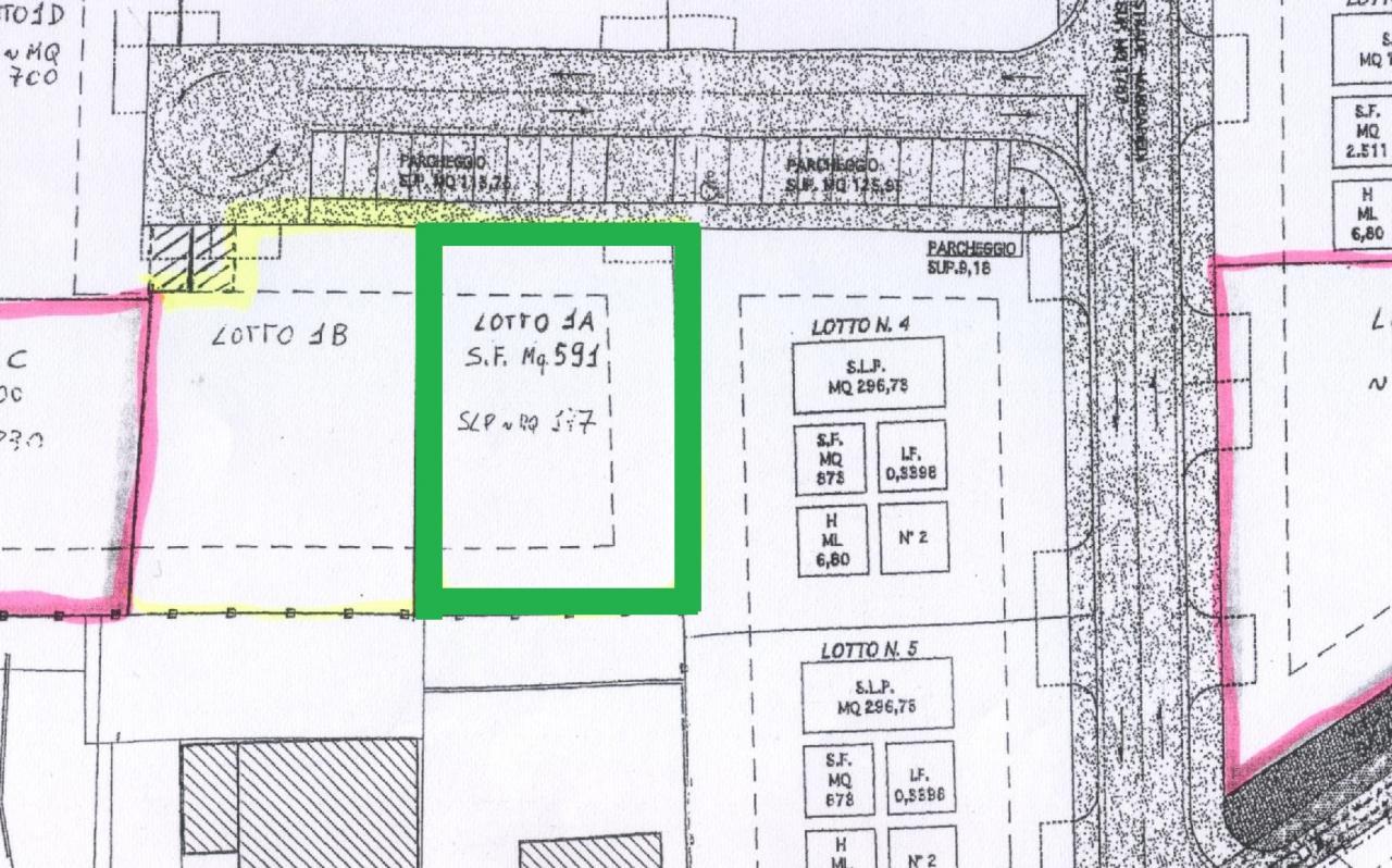 Terreno Edificabile Residenziale in Vendita a Caerano di San Marco