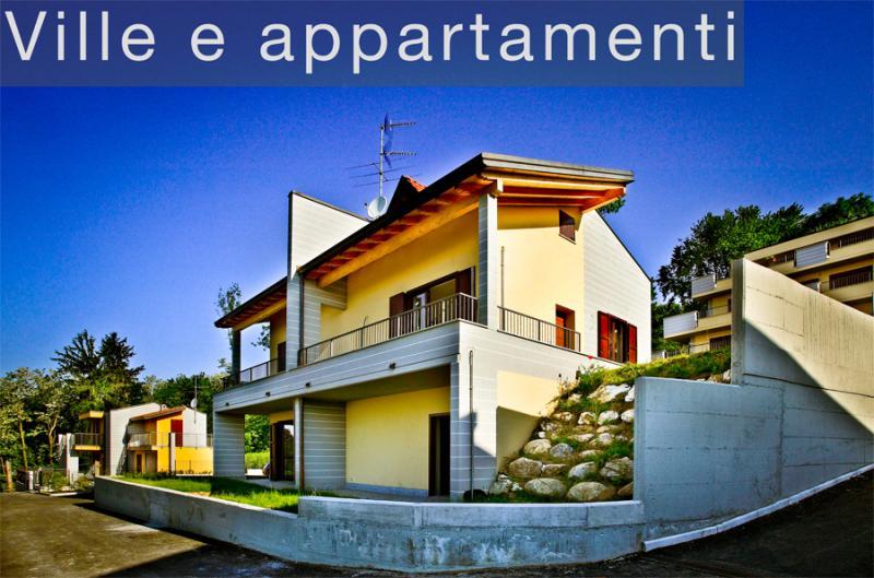 Villa Bifamiliare in vendita a Comerio, 5 locali, prezzo € 760.000 | CambioCasa.it