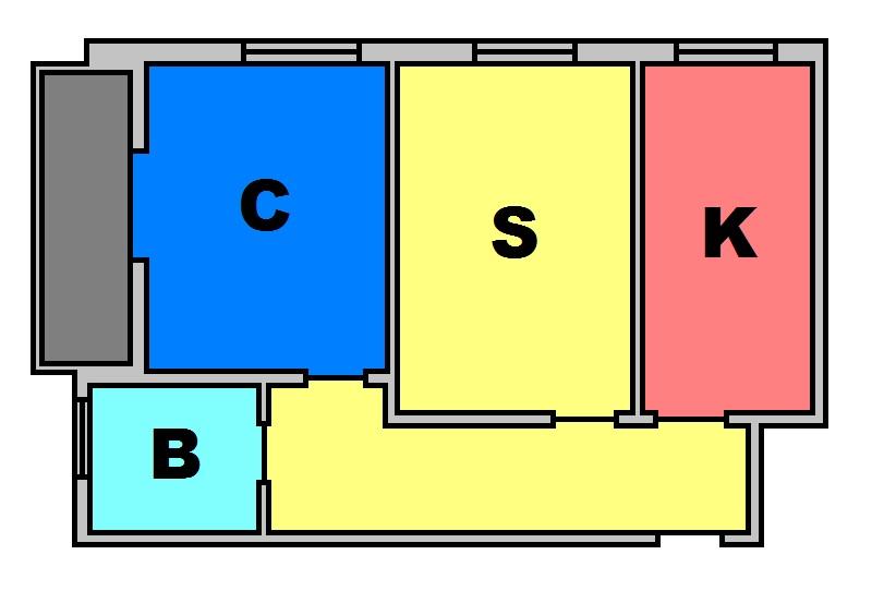 Bilocale Corsico  2