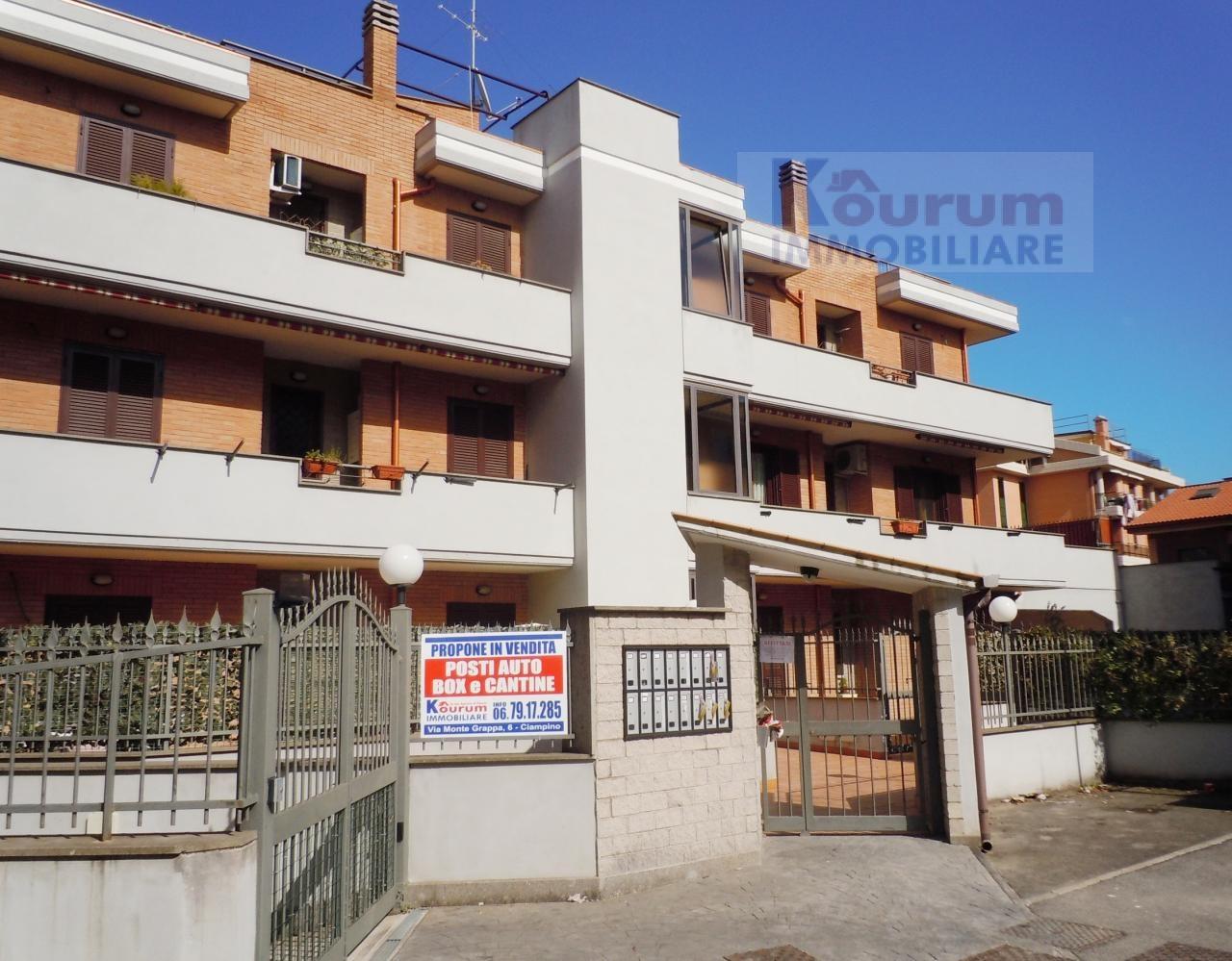 Bilocale Ciampino Via Lucrezia Romana 2