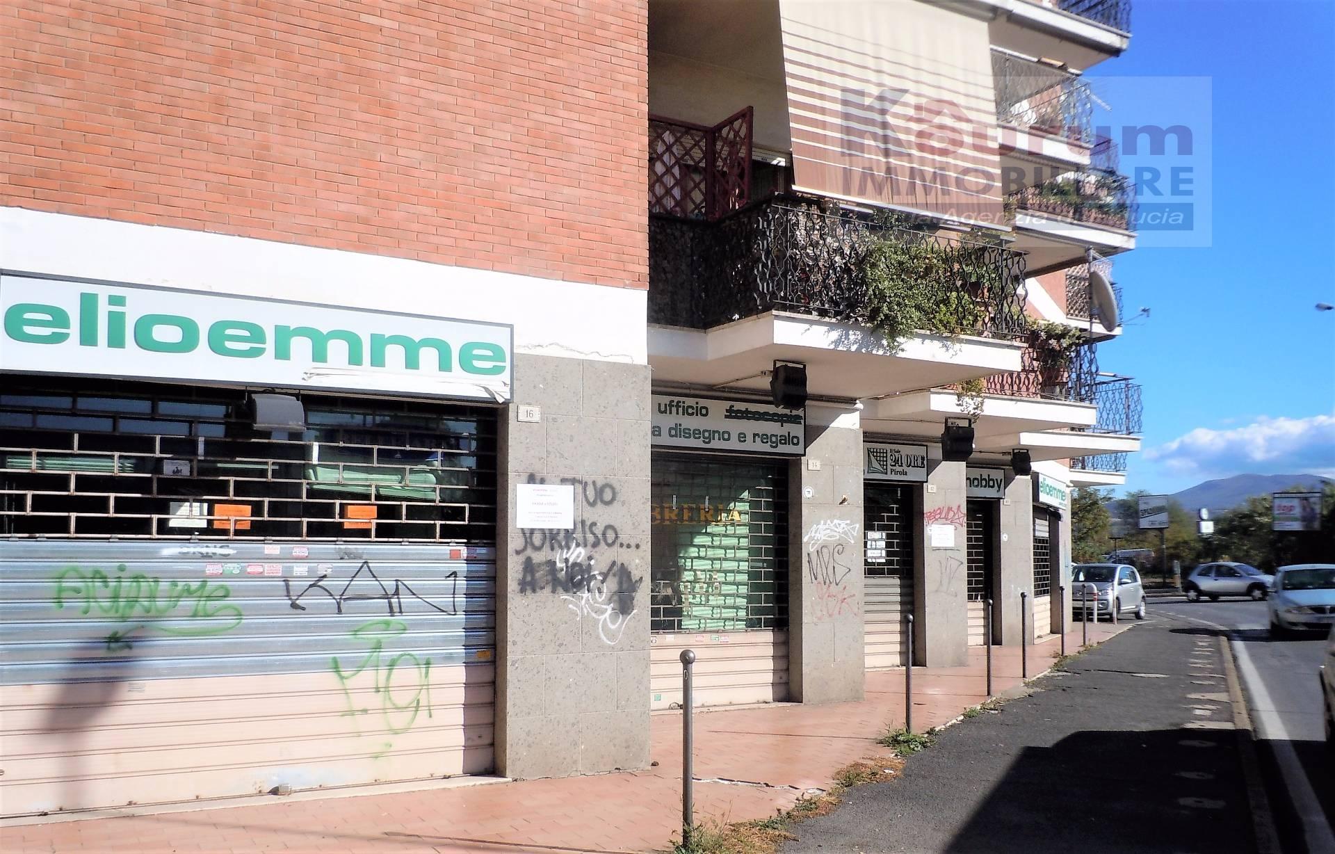 Negozio / Locale in vendita a Ciampino, 9999 locali, zona Località: Kennedy, prezzo € 540.000 | CambioCasa.it