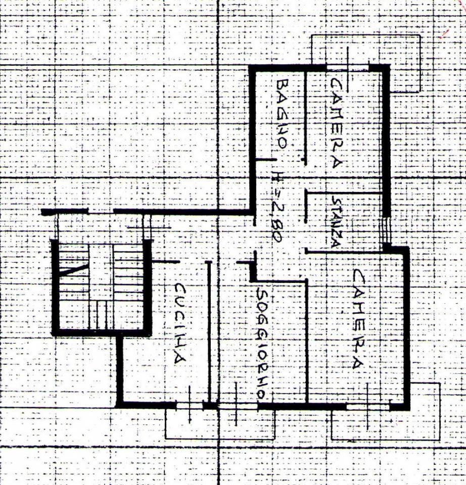 Appartamento in affitto a Noale, 5 locali, prezzo € 530 | Cambio Casa.it