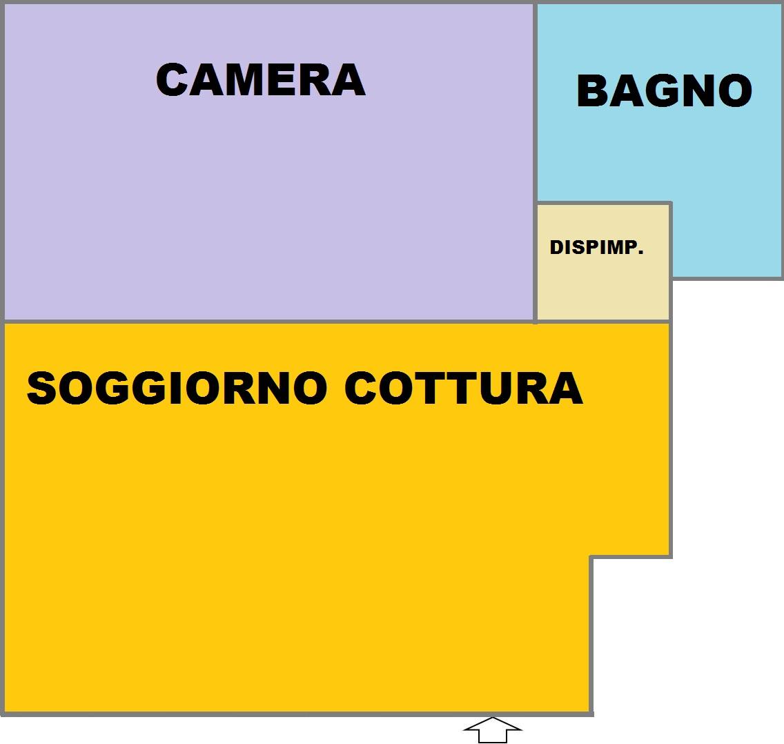 Bilocale Scandicci Via Del Botteghino 5