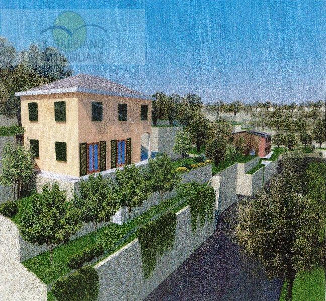 Terreno Edificabile Residenziale in vendita a Recco, 9999 locali, zona Zona: Megli, prezzo € 380.000 | Cambio Casa.it