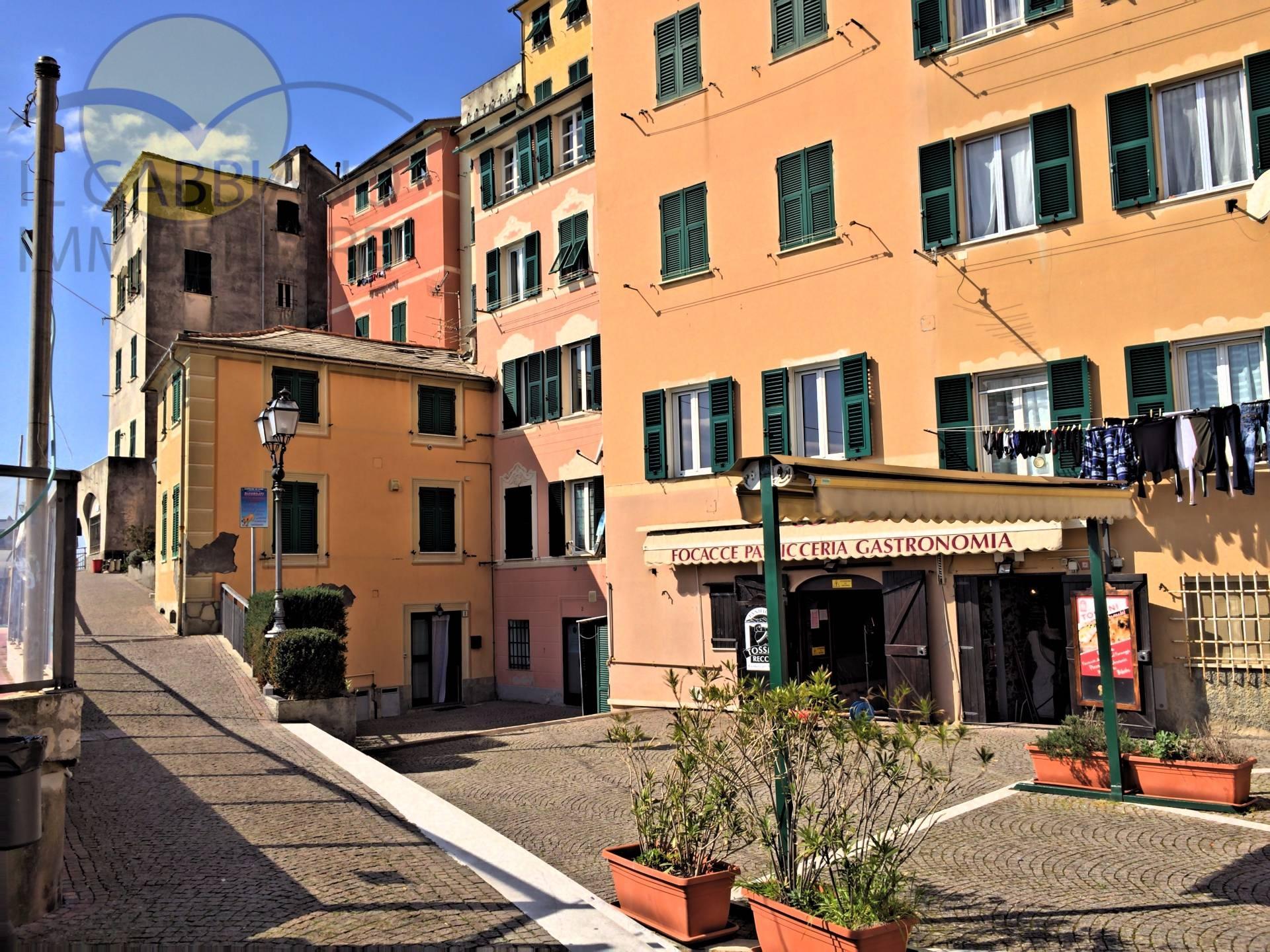 Bilocale Sori Piazza Martiri Della Liberta 1