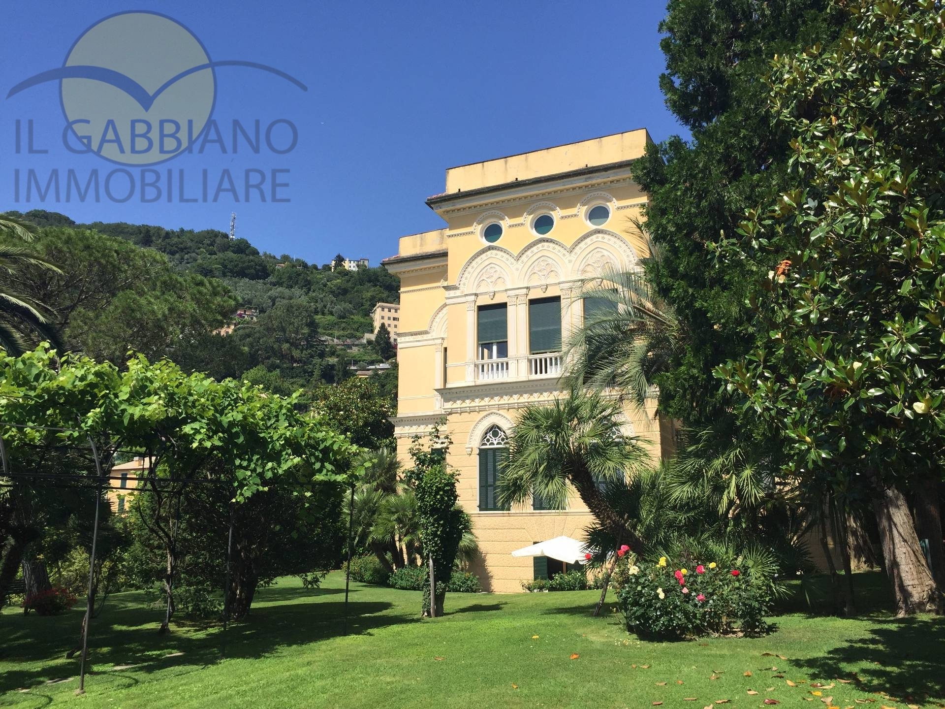 Appartamento in affitto a Camogli, 6 locali, zona Località: Boschetto, prezzo € 1.600 | Cambio Casa.it