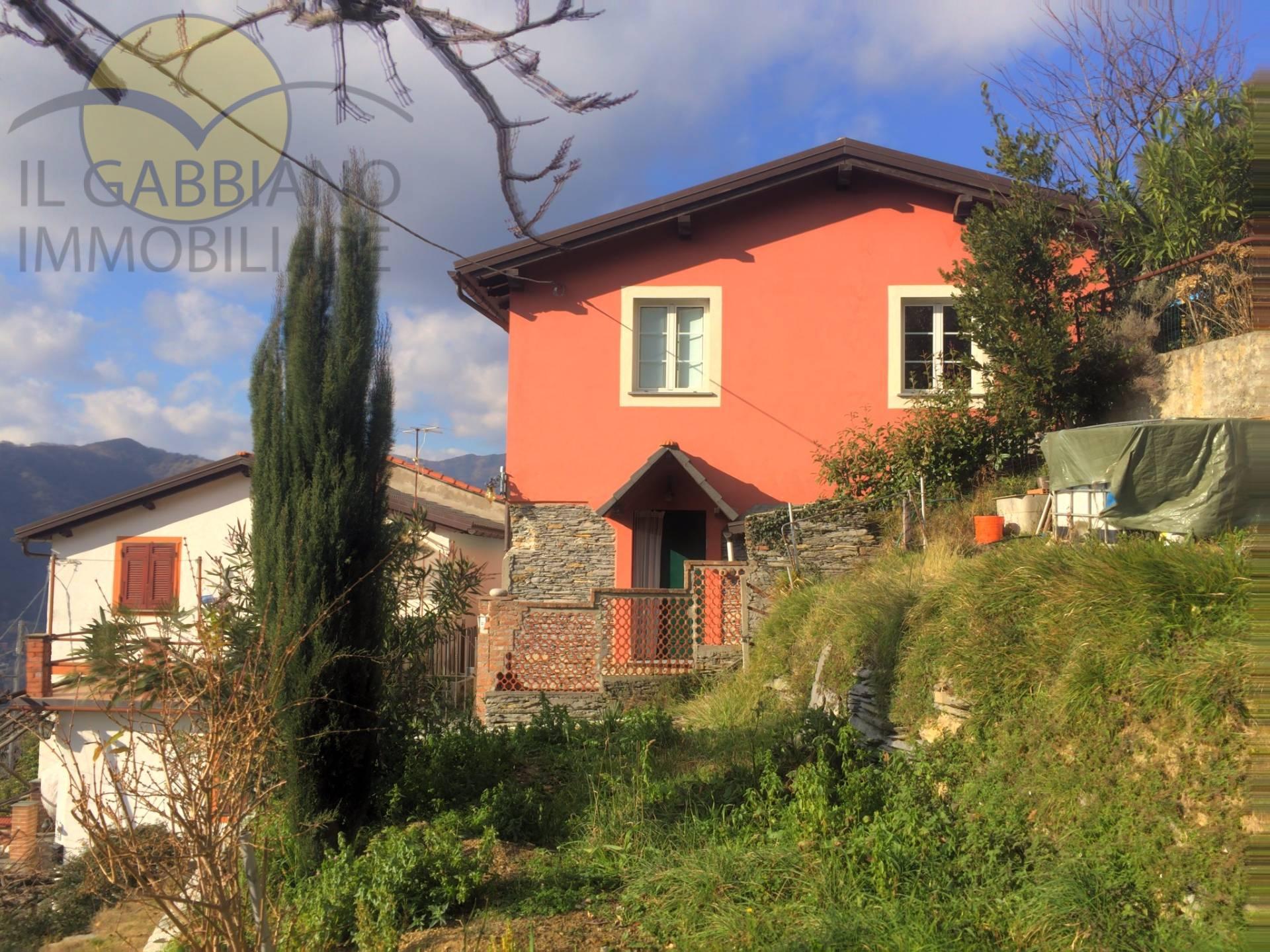 Villa in vendita a Uscio, 6 locali, zona Località: altare, prezzo € 195.000 | Cambio Casa.it