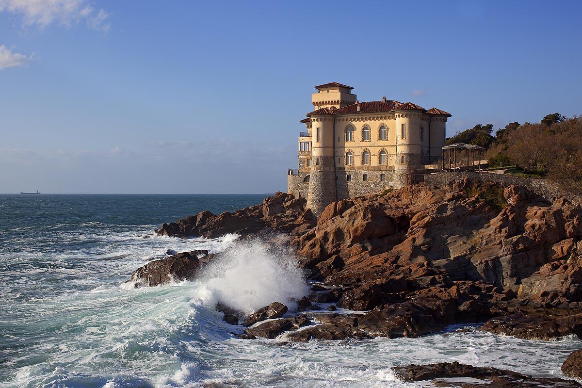 Appartamento in vendita a Livorno, 2 locali, zona Zona: Antignano, prezzo € 500.000 | Cambio Casa.it