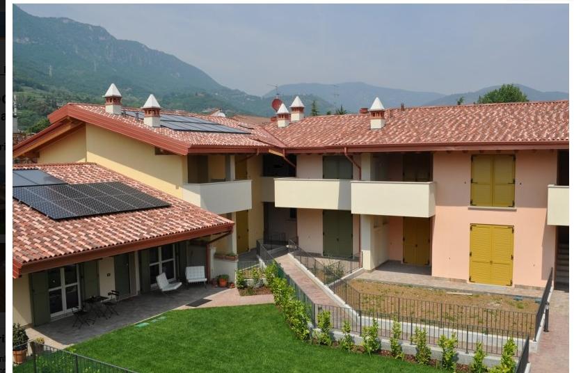 Appartamento in vendita a Botticino, 3 locali, zona Località: *ZONAEST*, prezzo € 215.000 | CambioCasa.it
