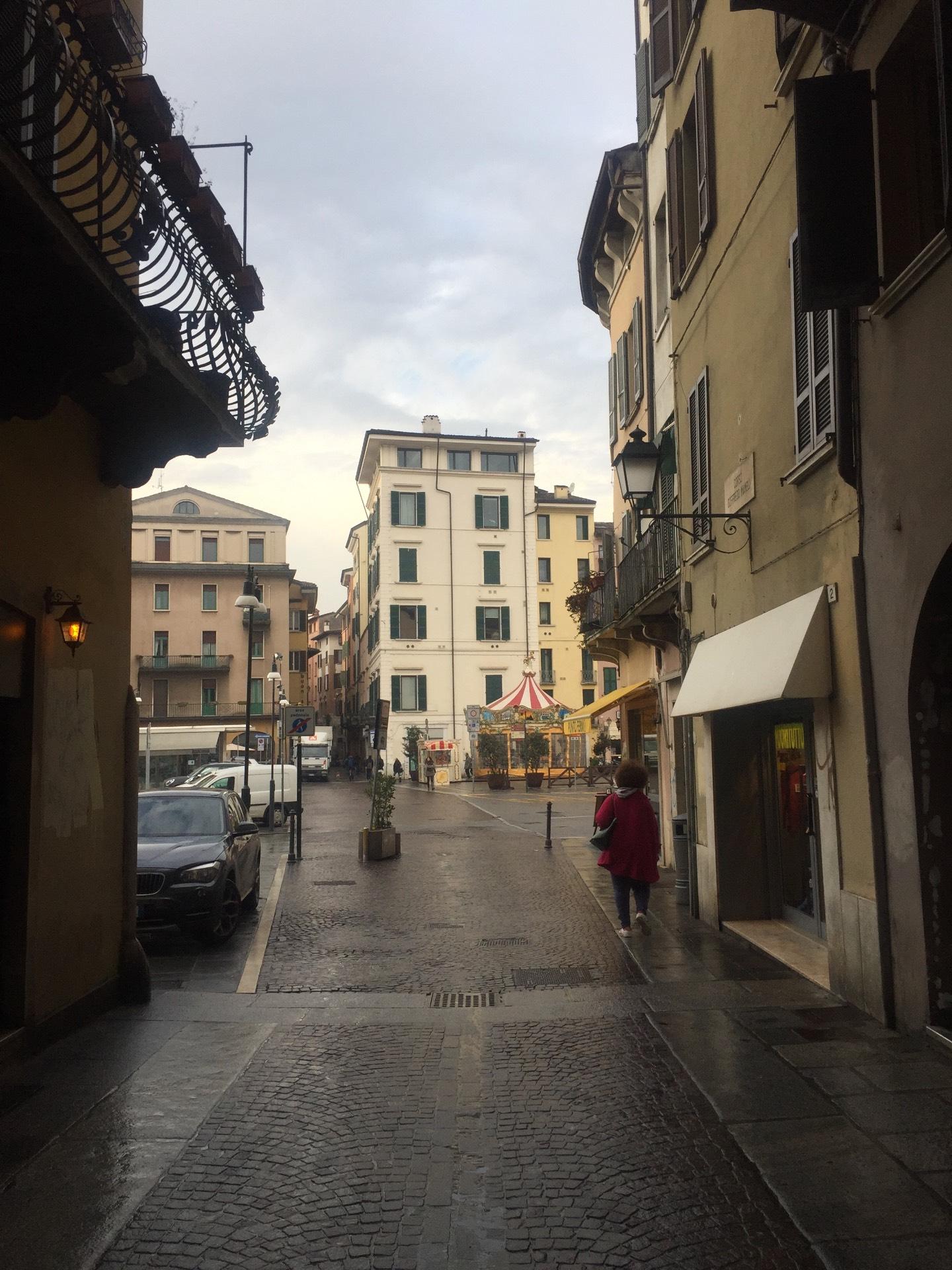 Appartamento in affitto a Brescia, 2 locali, zona Località: 1-CENTROSTORICO, prezzo € 500 | CambioCasa.it