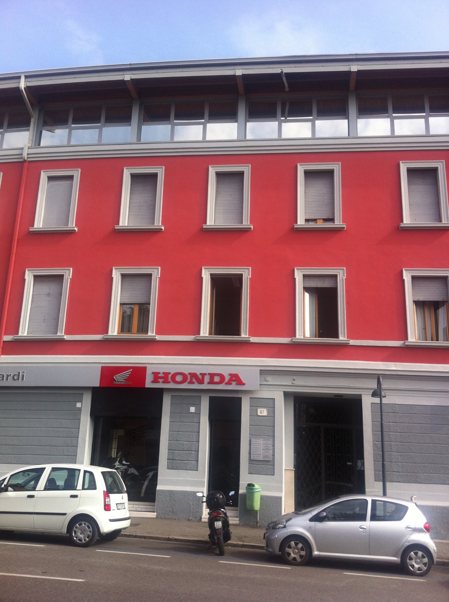 Ufficio / Studio in affitto a Brescia, 9999 locali, zona Località: 1-CENTROSTORICO, prezzo € 450 | CambioCasa.it